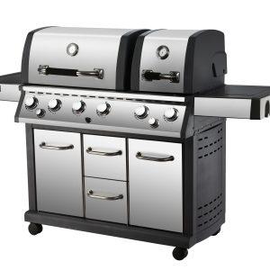 Yli 4 polttimen grillit